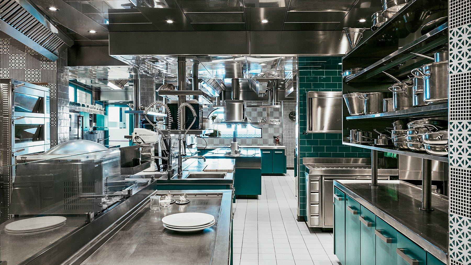 Dark Kitchen, un concept de restauration en vogue