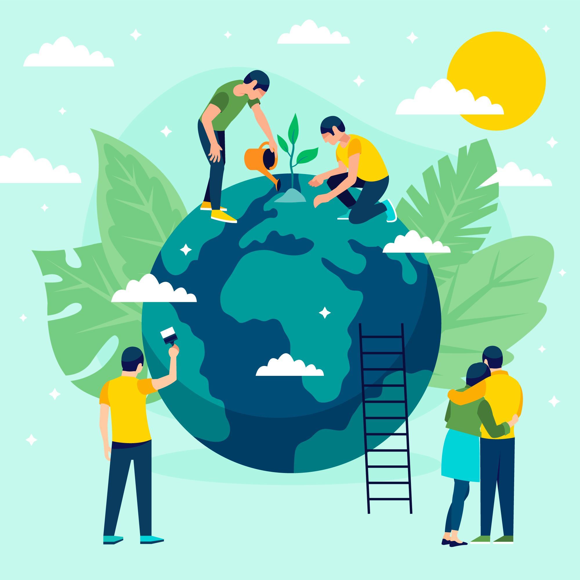 Transition écologique et restauration