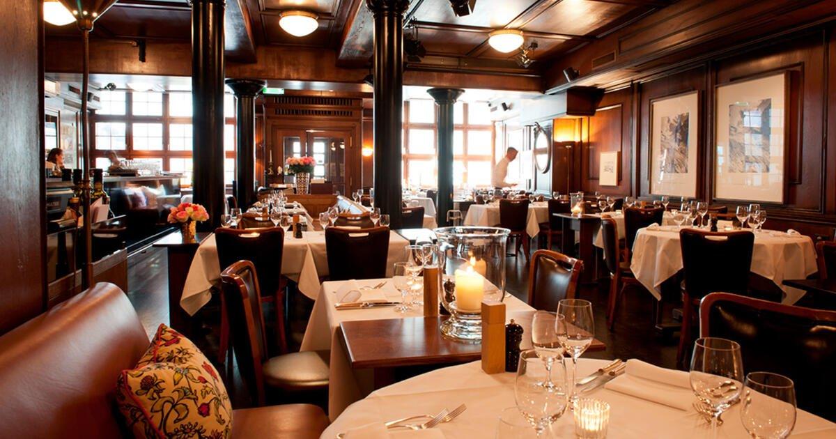Restaurant haut de gamme - blog C'est Mon Resto